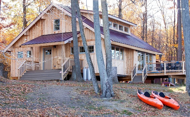 cabin rental near ann arbor michigan