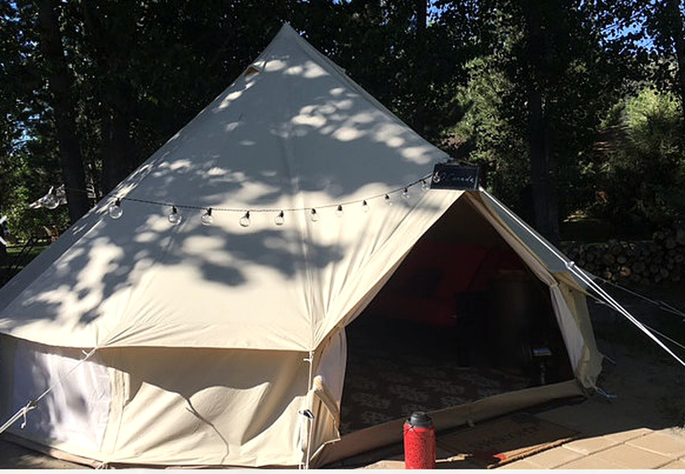 Bell Tents (Rigby, Idaho, United States)