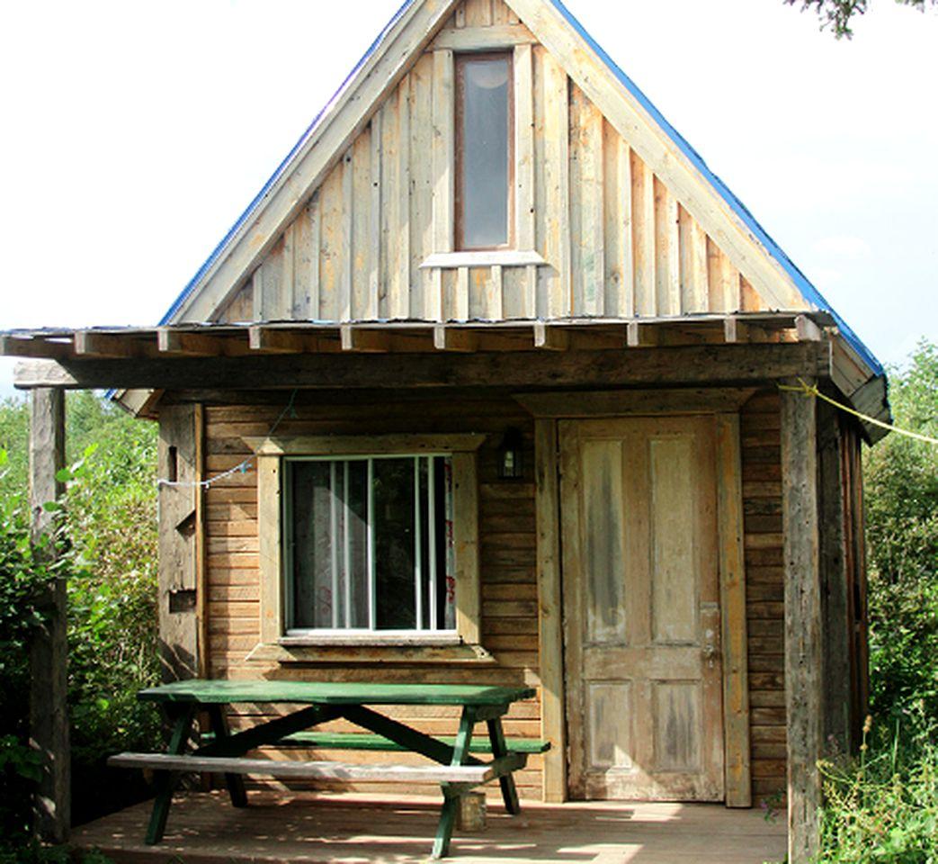 Cabin Rental near Forillon National Park in Quebec