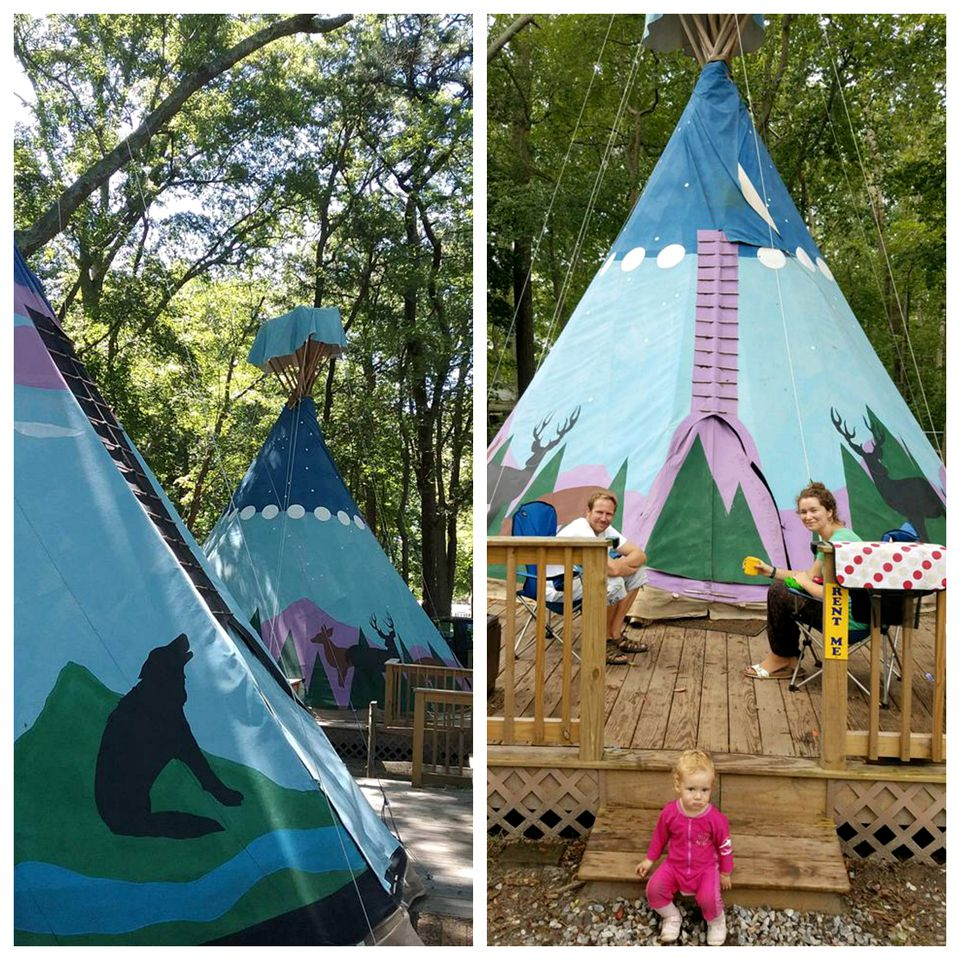 Tipis (Cape May, New Jersey, United States)