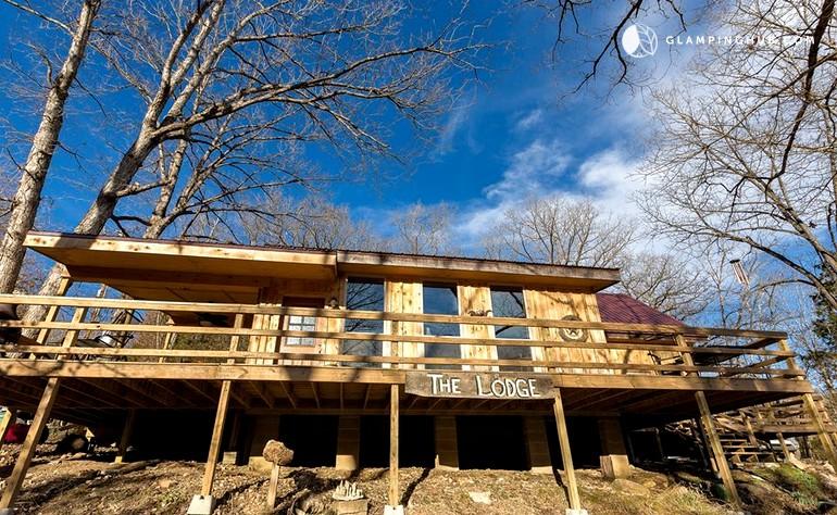 Cabin near ozark national forest arkansas for Ozark national forest cabins