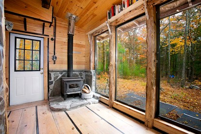 Stupendous Pet Friendly Cabins In The Catskill Mountains Catskills Beutiful Home Inspiration Semekurdistantinfo