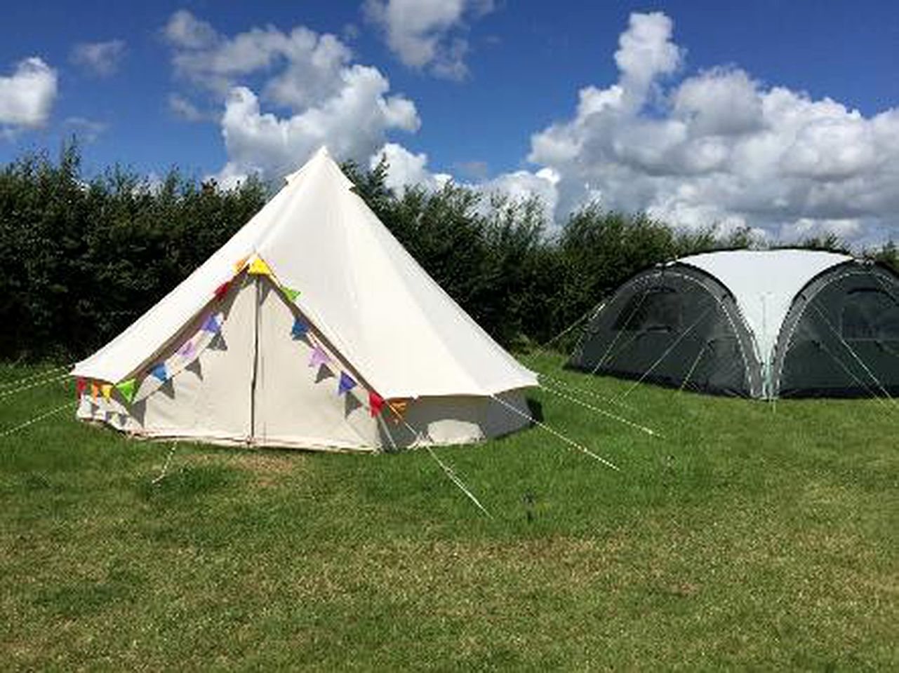 Bell Tents (Umberleigh, England, United Kingdom)