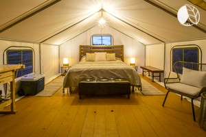 Glamping In The U S And Canada