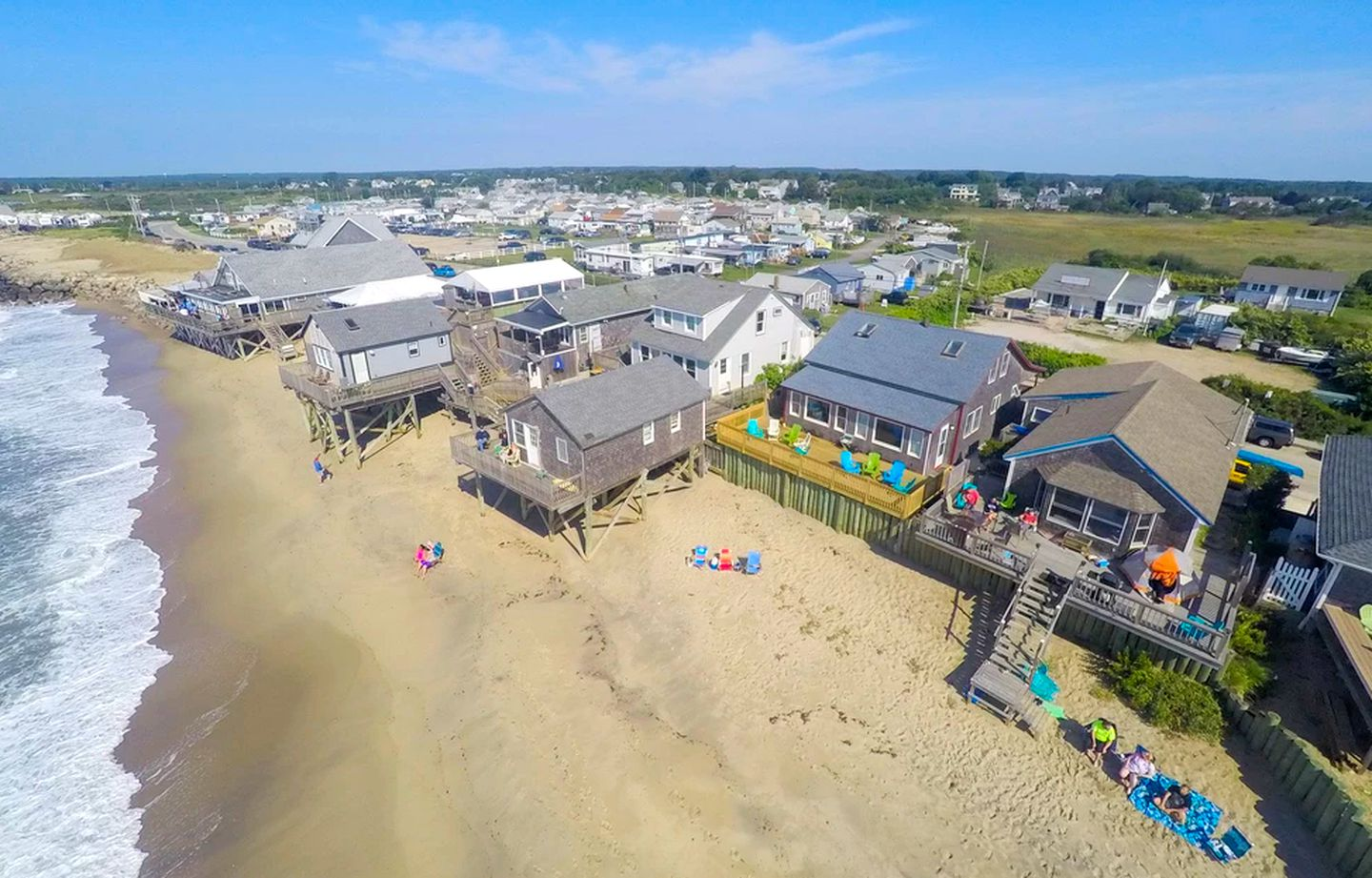 Beach Houses (South Kingstown, Rhode Island, United States)