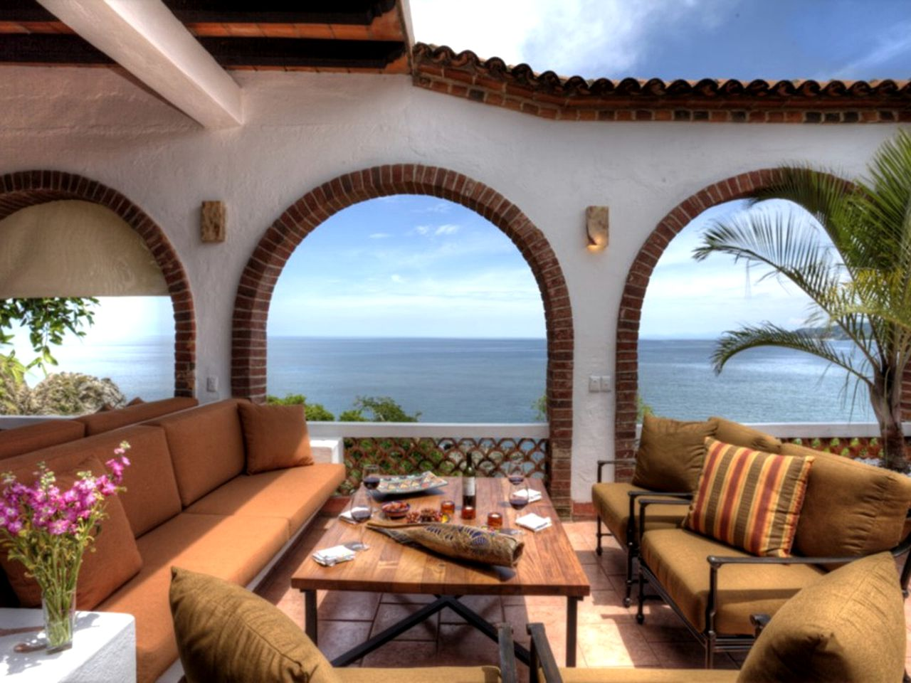 Villas in Sayulita: beachfront rentals (Sayulita, Nayarit, Mexico)