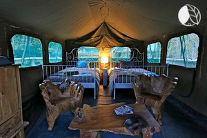 Photo of Bear Camp - Safari tent - double bed 1