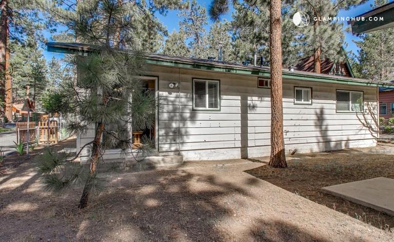 Cabin Rental In Big Bear City California