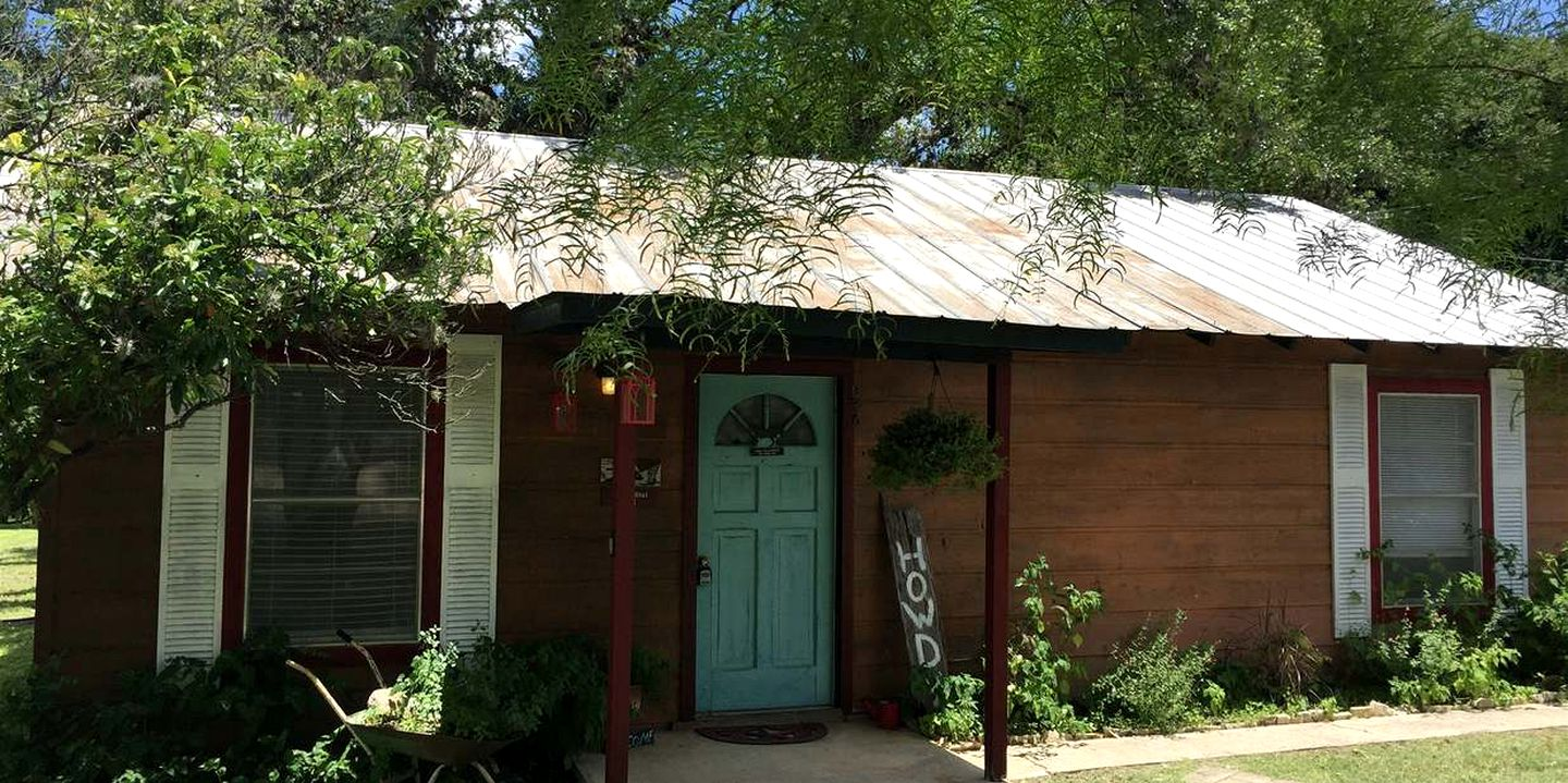 Bandera, Texas cabins for rent