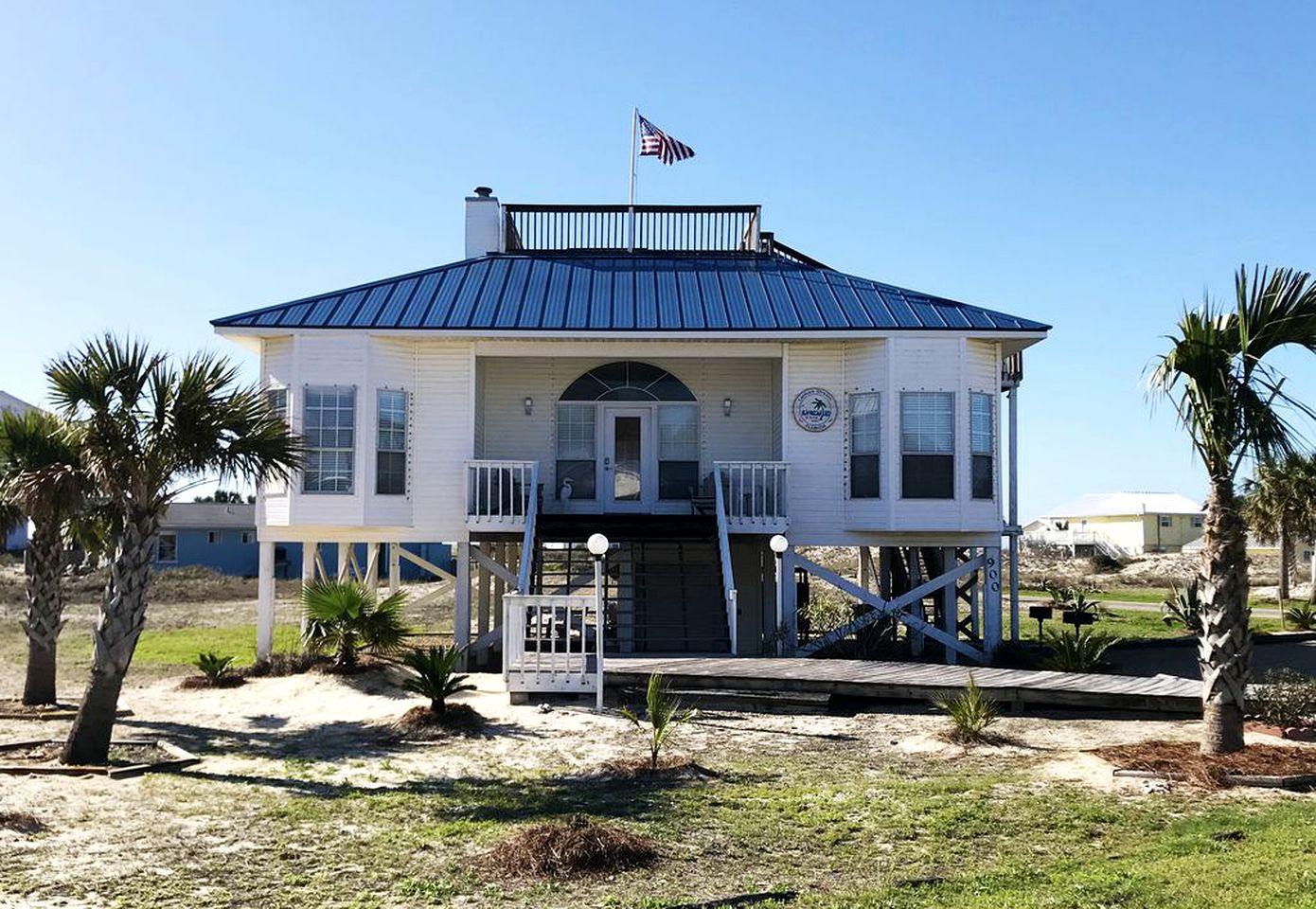 Vacation Als St George Island