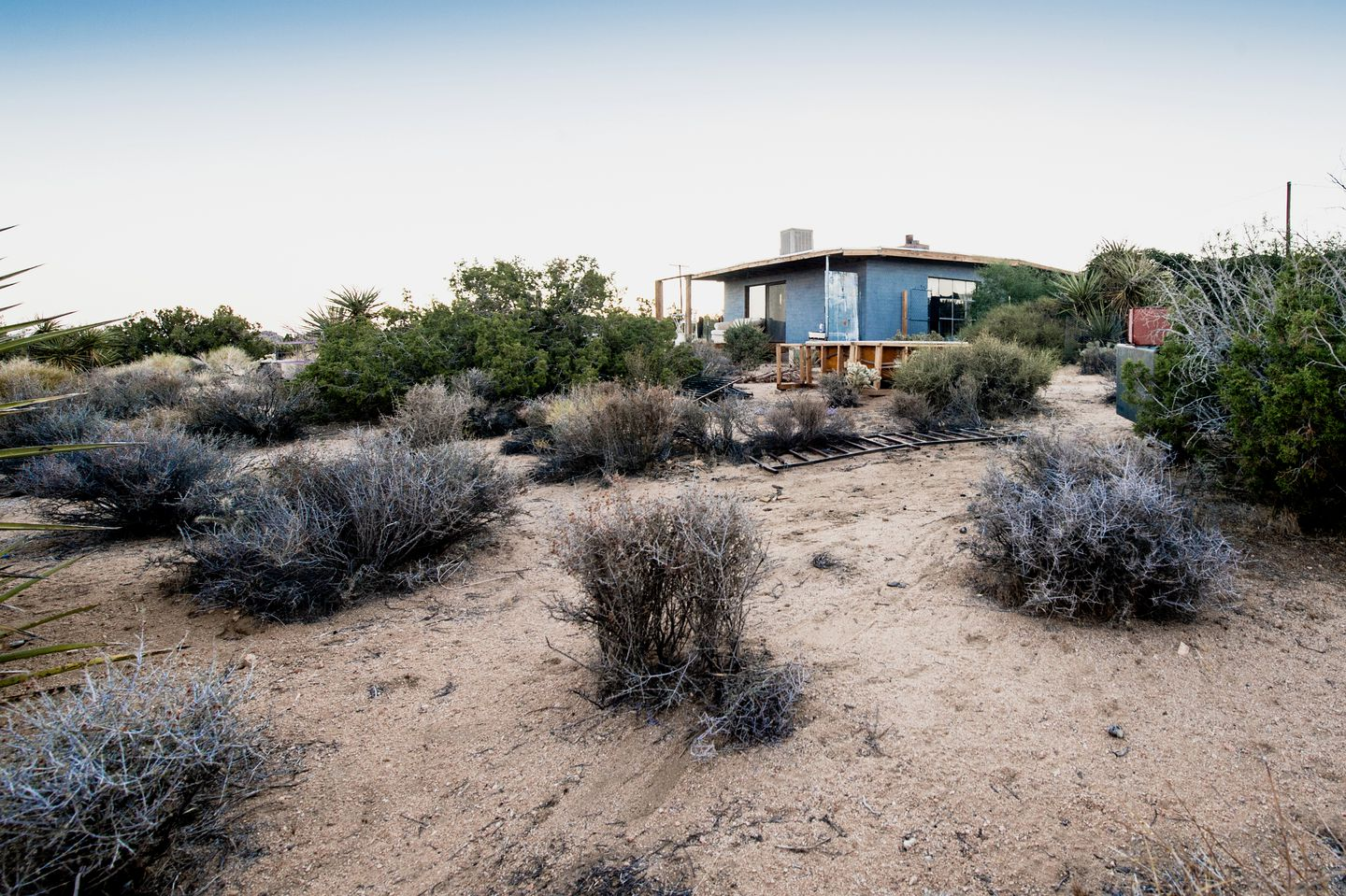 Cabins (Yucca Valley, California, United States)