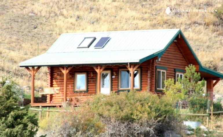 Charmant ... Montana Photo Of Beautiful Cabin Rental Near Yellowstone National Park,  ...