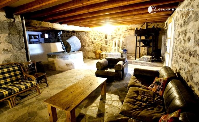 Casa rural para grupos en mallorca glamping baleares - Casa rural palma de mallorca ...