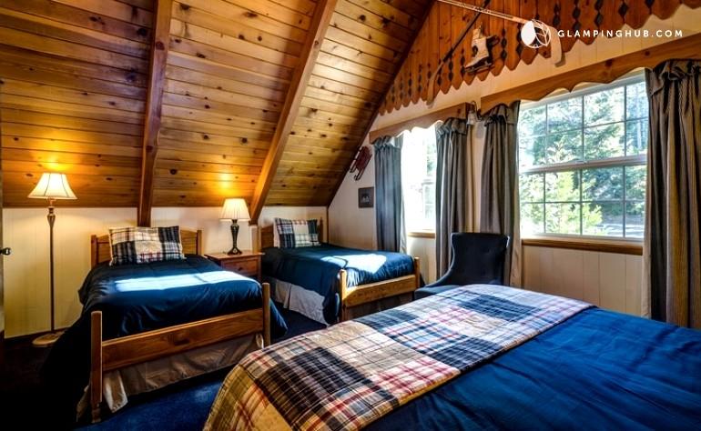 Beautiful family cabin rental near lake arrowhead california for Cabins in lake arrowhead ca