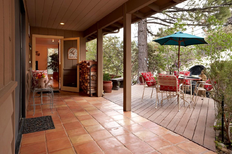 family friendly cabin in idyllwild california