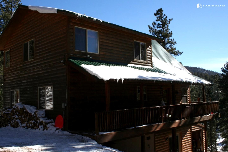 Cabin Rental Near Angel Fire New Mexico