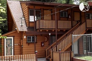 Cabin rental near los angeles for Cabins near los angeles