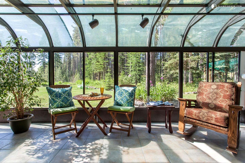 Vacation rental in glacier national park for Glacier national park cabin rentals