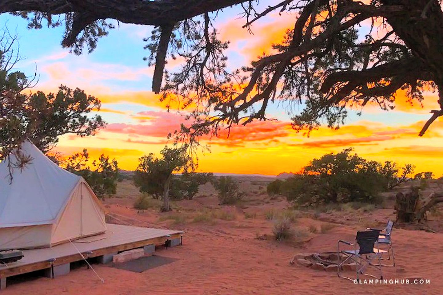 Bell Tents (Page, Arizona, United States)