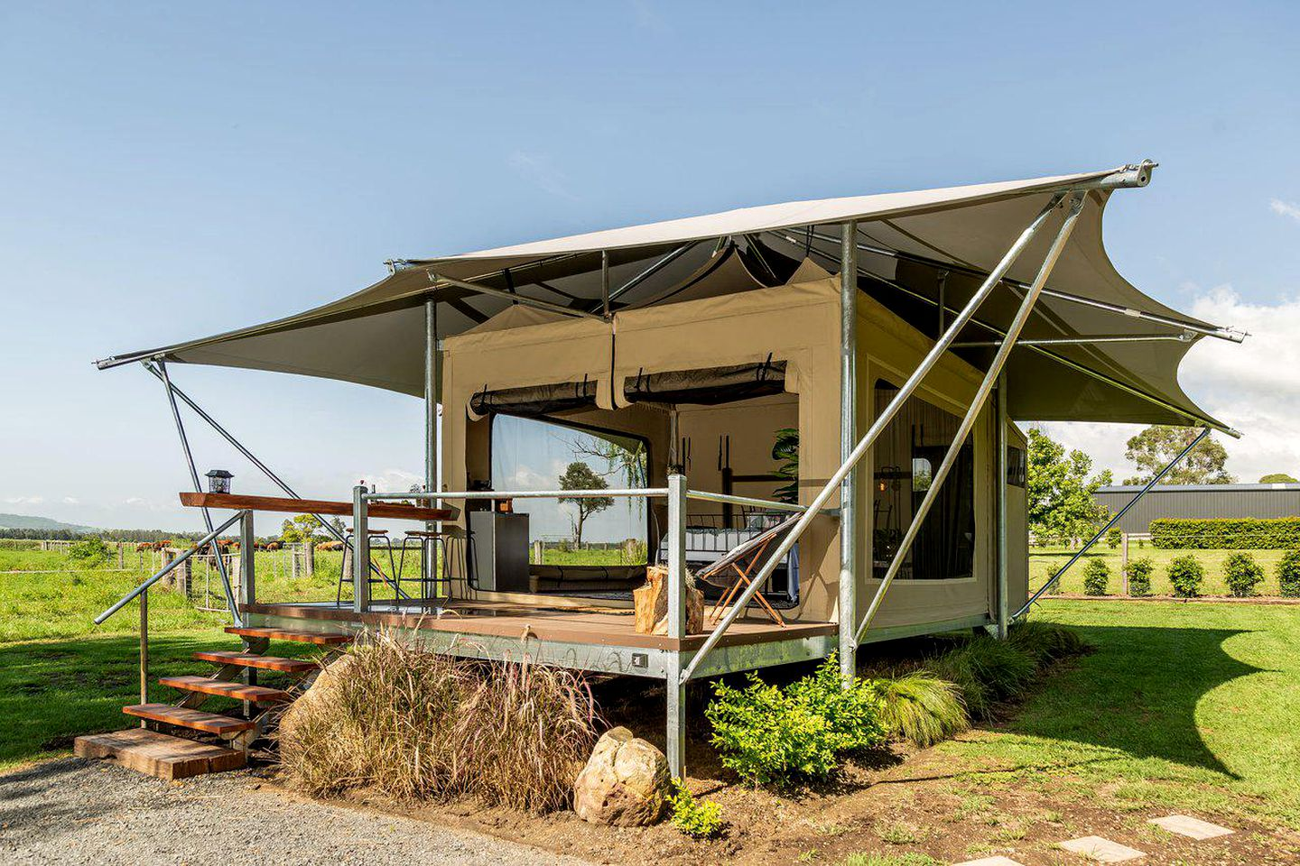 Tented Cabins (Berry, New South Wales, Australia)