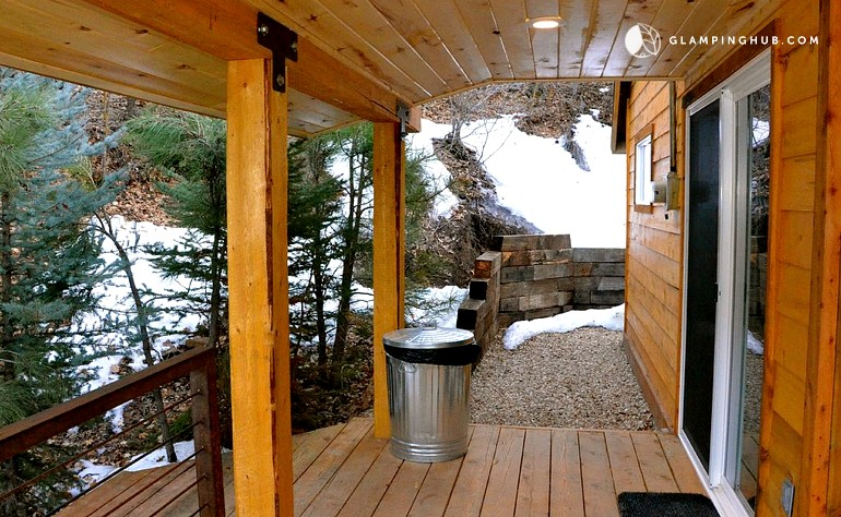 Camping cabin near zion national park for Cabins for rent in zion national park