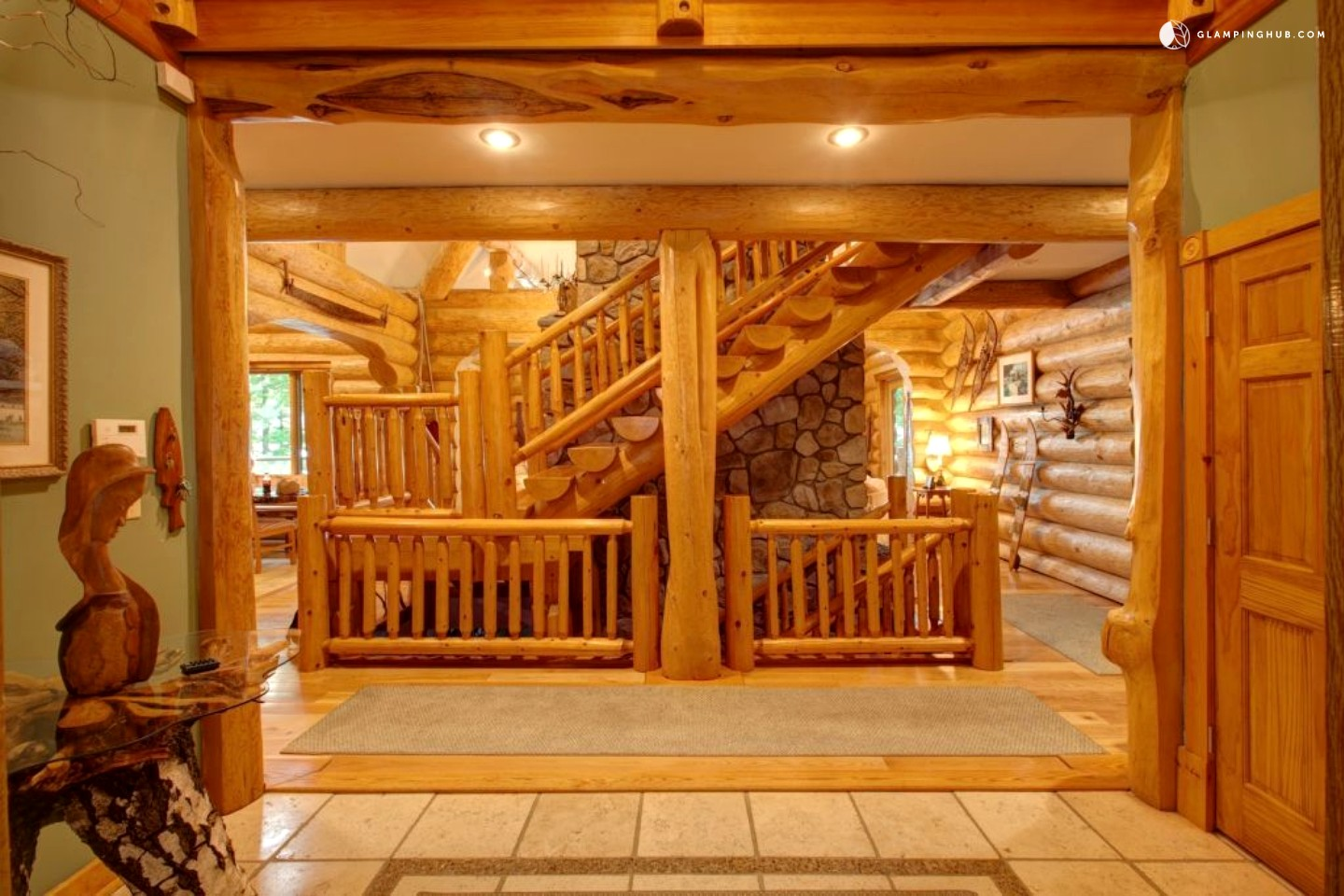 Cabin Rental For Groups In Cooperstown New York