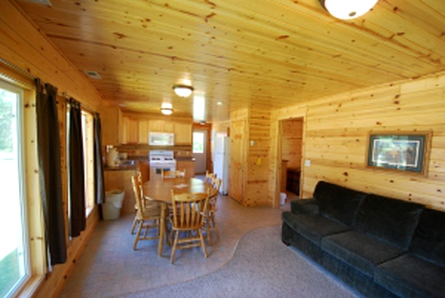 Pelican Lake cabin rental (Orr, Minnesota, United States)