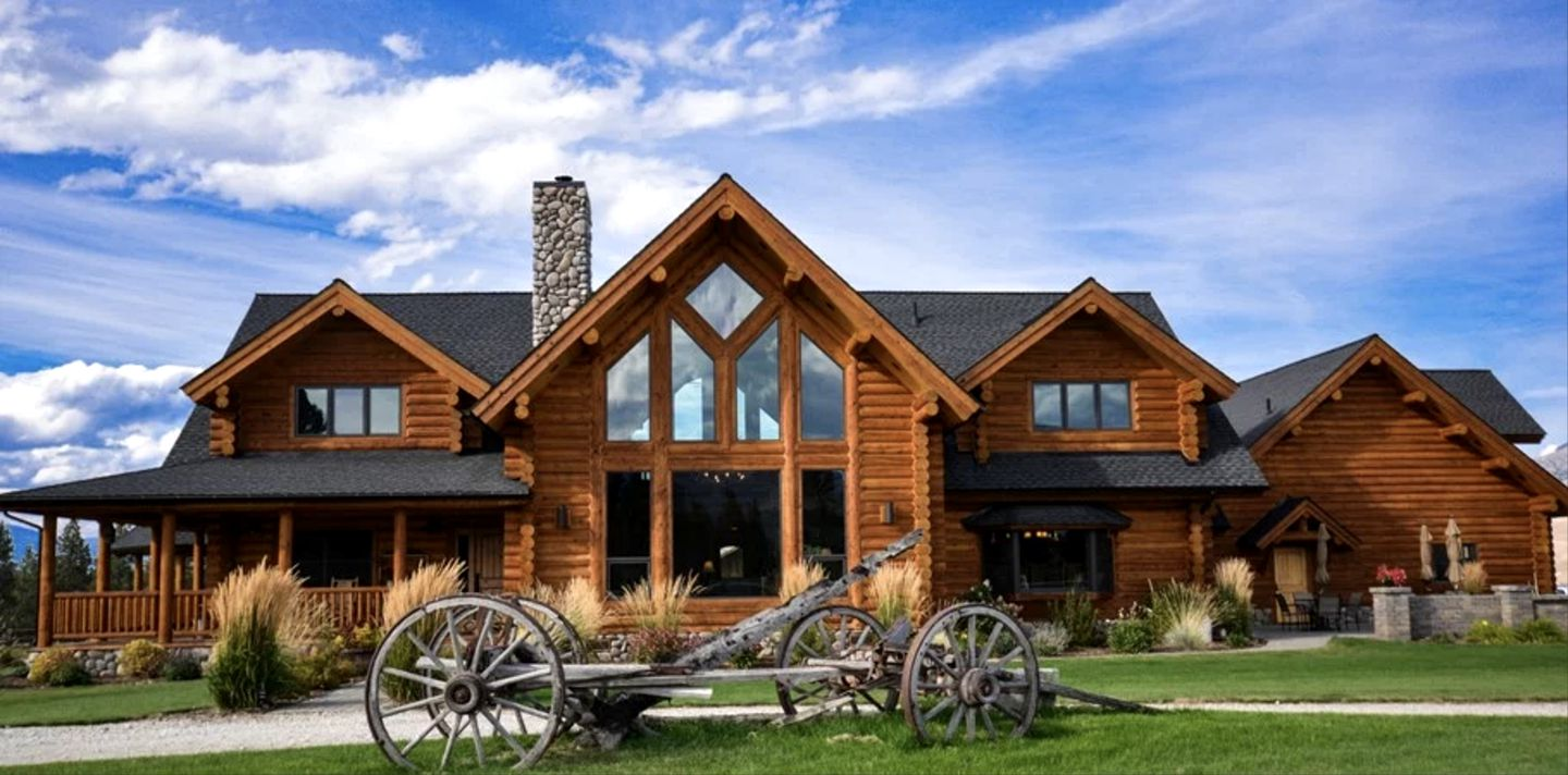 Nature Lodges (Darby, Montana, United States)
