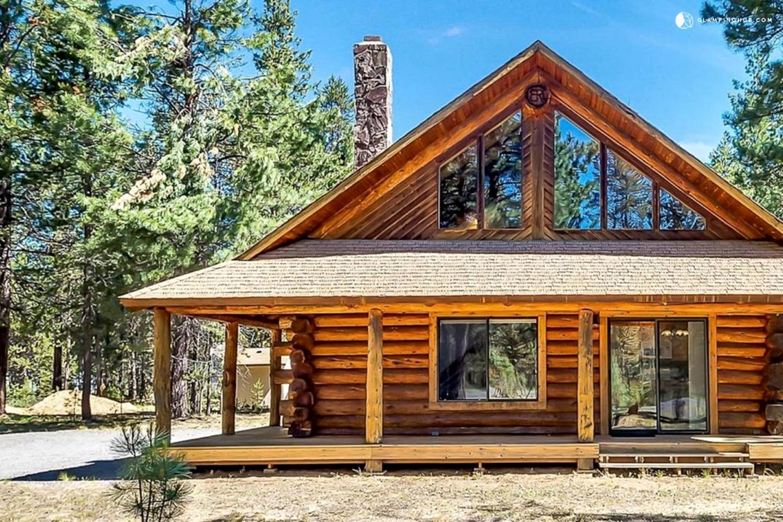 Winter cabin rental near mt bachelor oregon for Bend cabin rentals