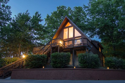 A-Frame Cabin Rentals in Tennessee