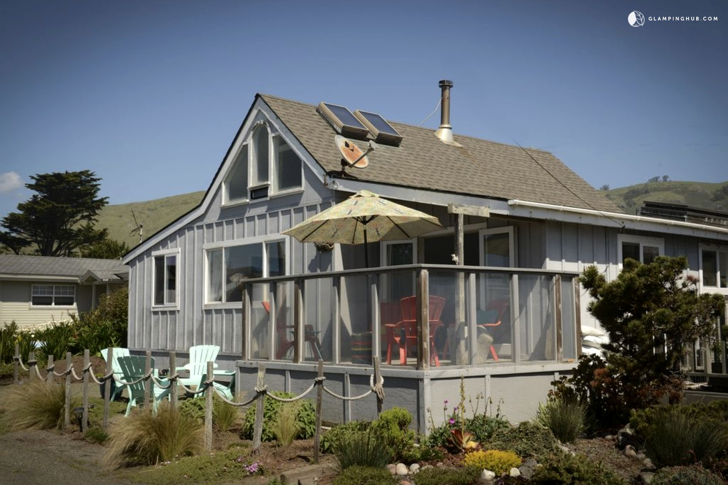 Vacation home in bodega bay northern california for Vacation cottage
