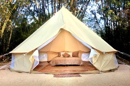 Glamping In California >> Luxury Camping In Baja California Glamping Hub