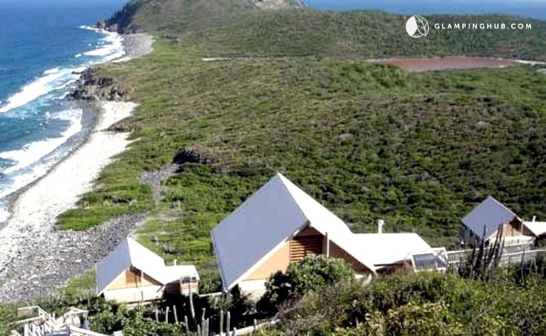 Add to wishlist & Luxury Camping on U.S. Virgin Islands | Tent Rentals Virgin Islands