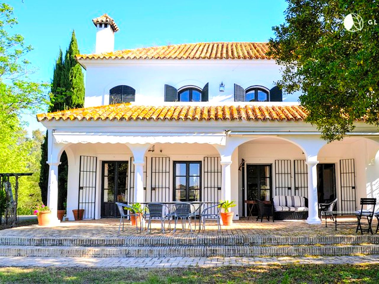 Top Seville villas for holidays in Spain.