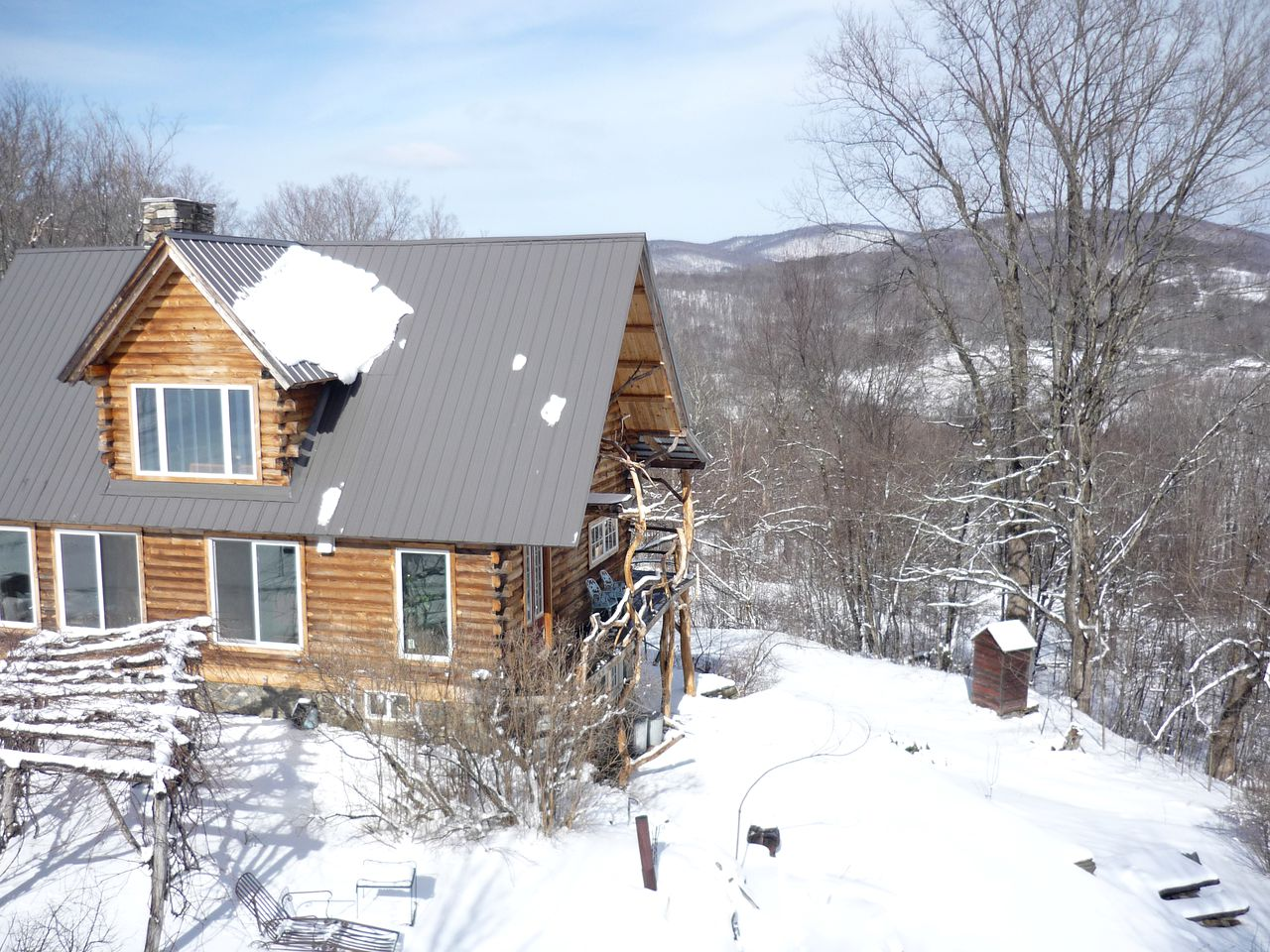 Cabins (Rupert, Vermont, United States)