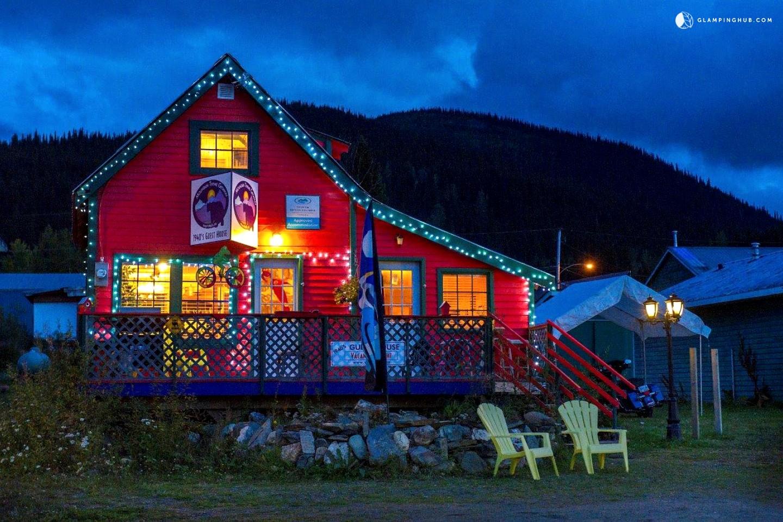 Cabin Rental Near Prince George Bc