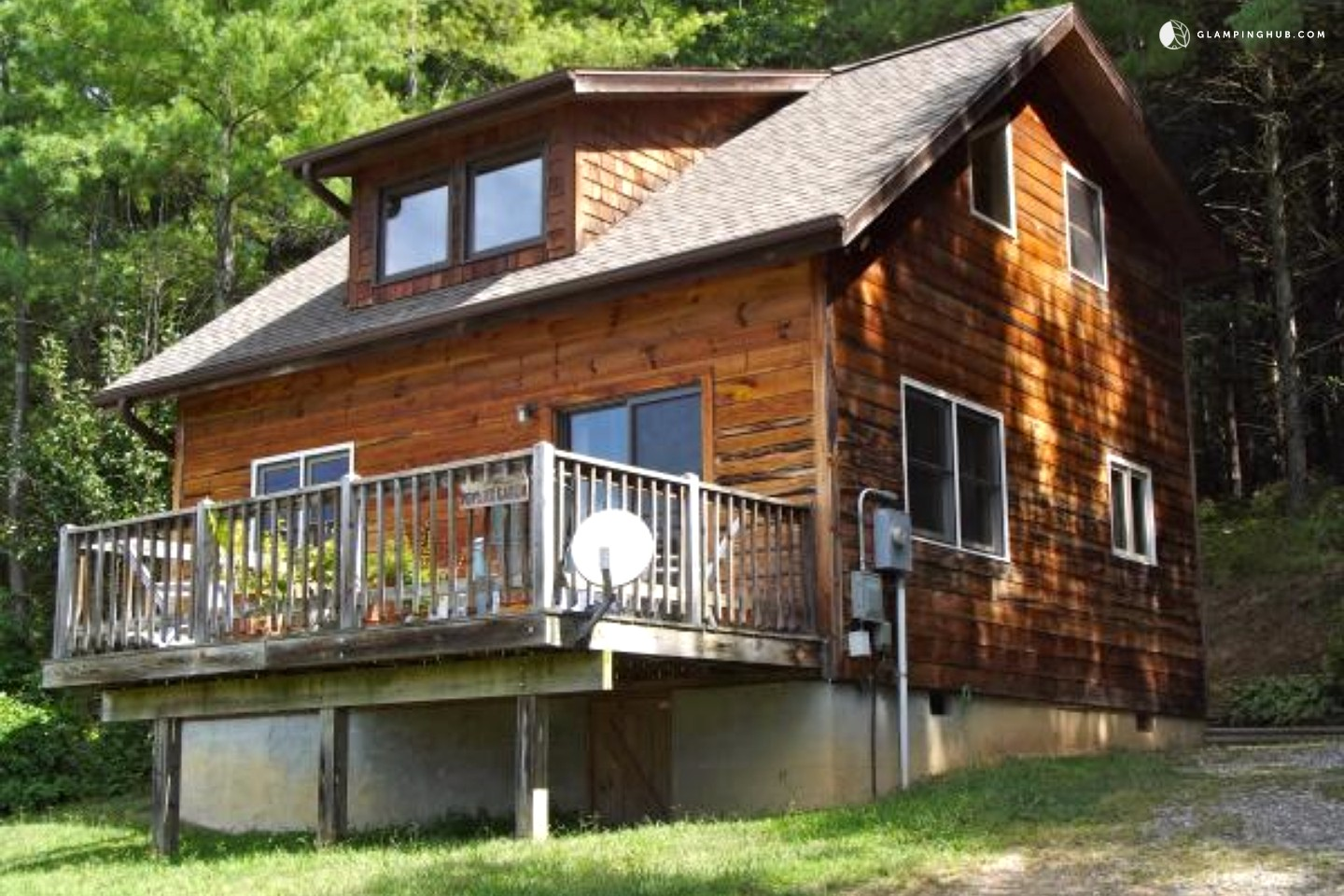 cabin for rent in hot springs north carolina