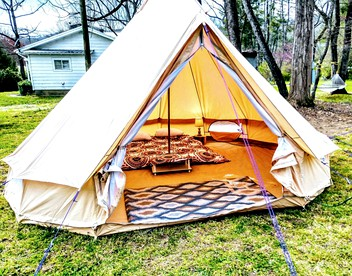 Luxury Camping in North Carolina | Glamping Hub