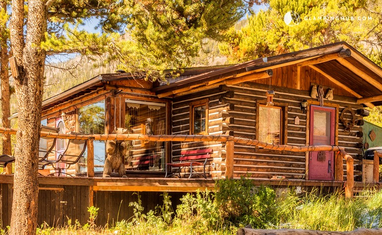 Cabin rental in the rocky mountains colorado for Mountain cabin rental colorado