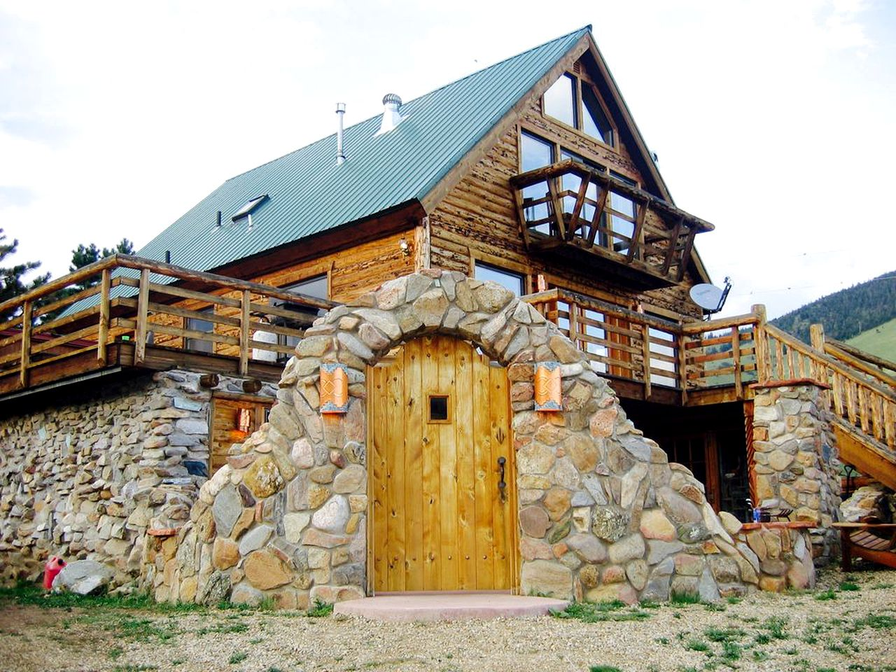 Cottages (Eagle Nest, New Mexico, United States)