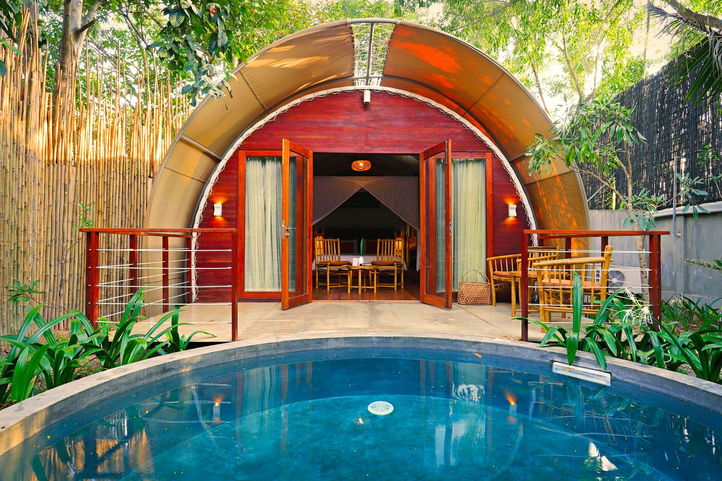 Tented Cabins (Siem Reap, Siem Reap Province, Cambodia)