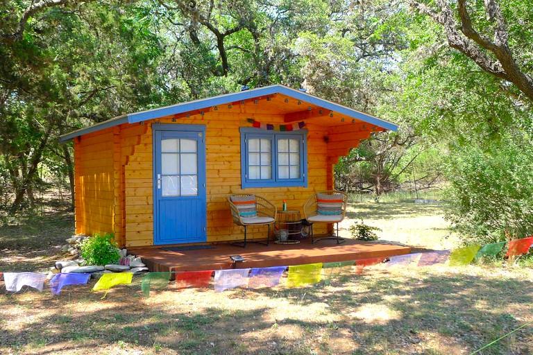 2 Cabin Rentals Tent Rental San Antonio Vacation Texas