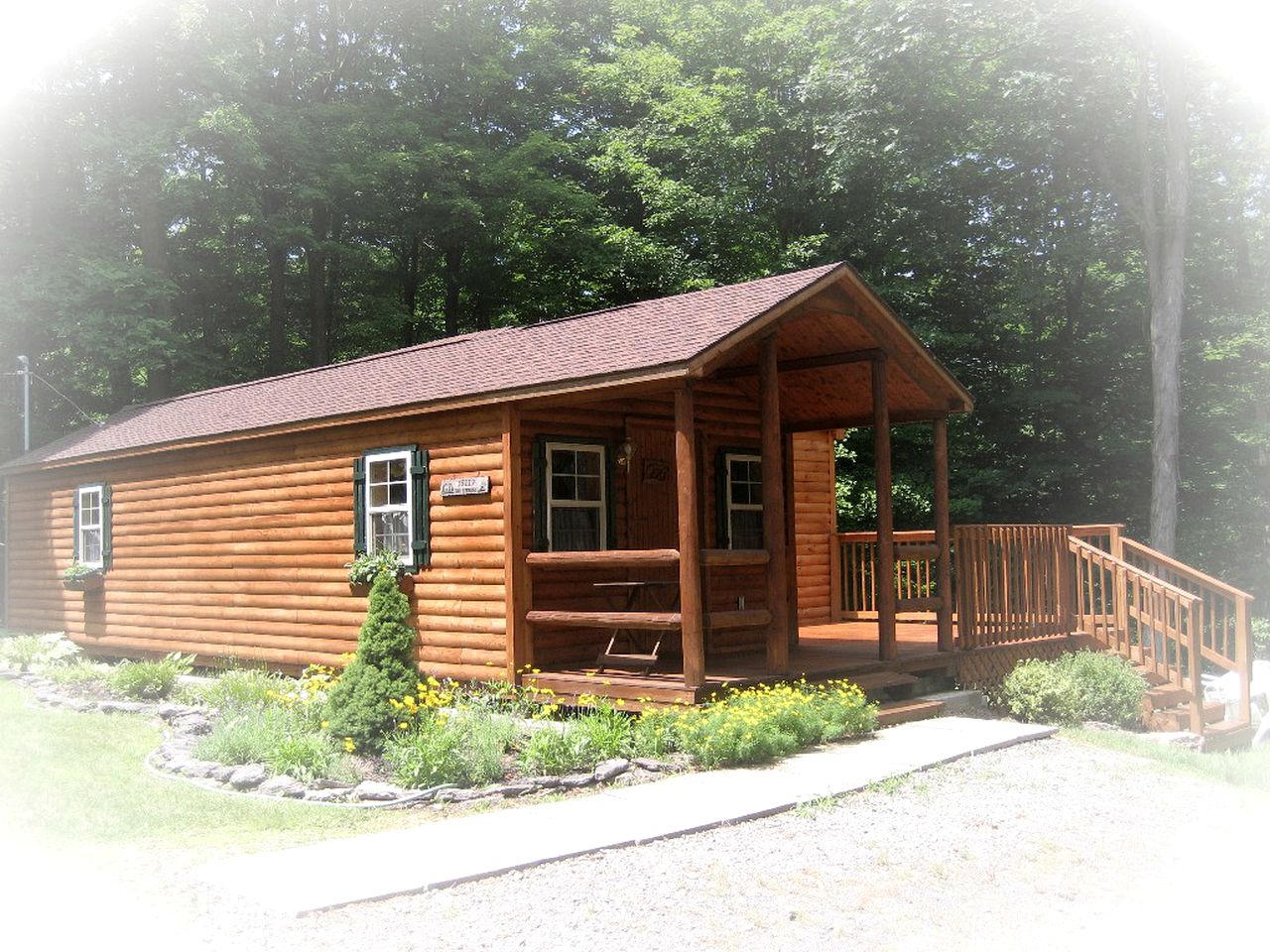 Cabins (Sackets Harbor, New York, United States)