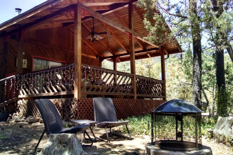 Cabin Vacation In Tonto National Park Arizona