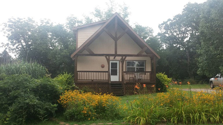 Pleasant Secluded Cabin Rental Located On The Banks Of Table Rock Lake Missouri Home Interior And Landscaping Fragforummapetitesourisinfo