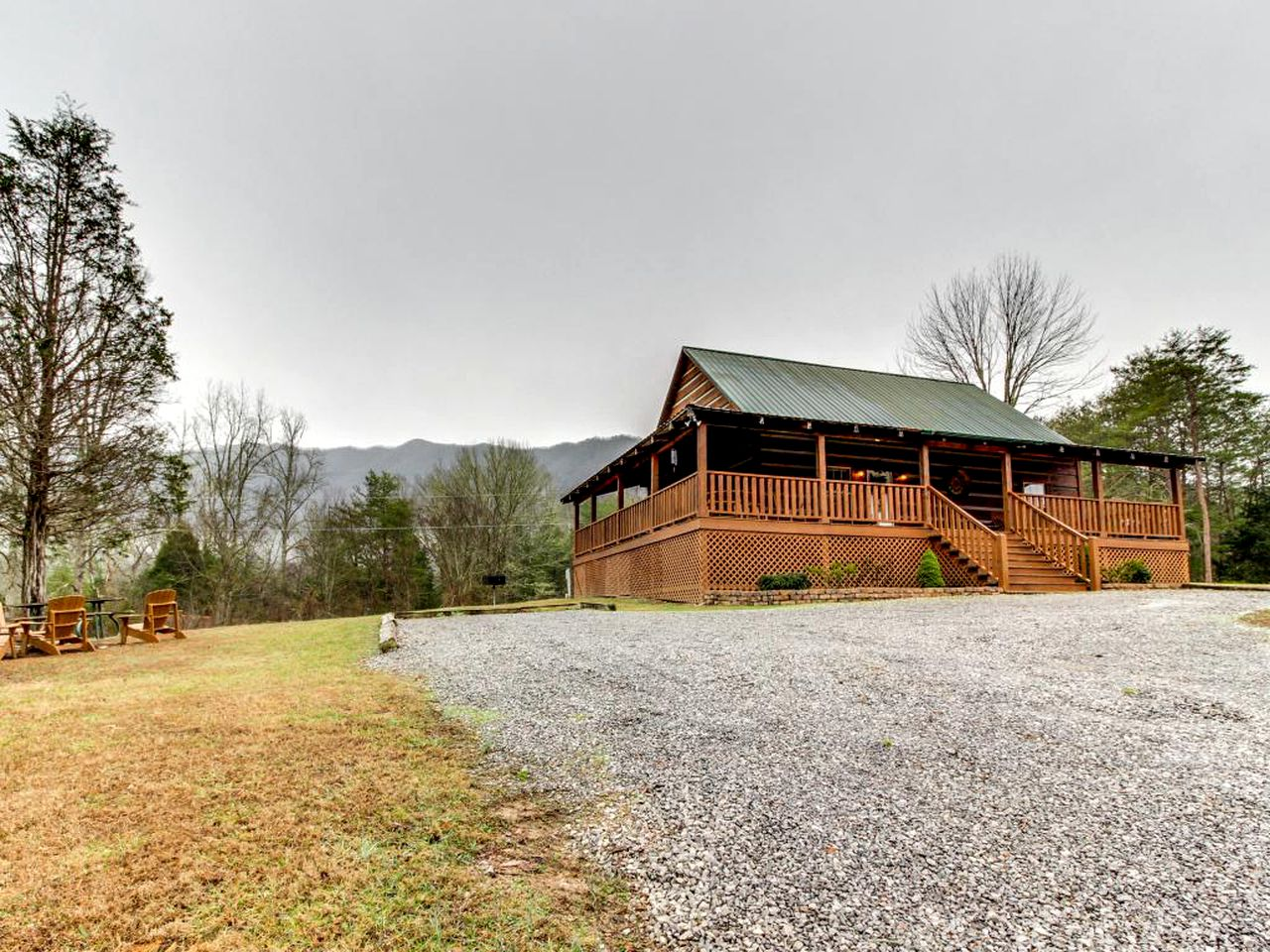 Log Cabins (Townsend, Tennessee, United States)