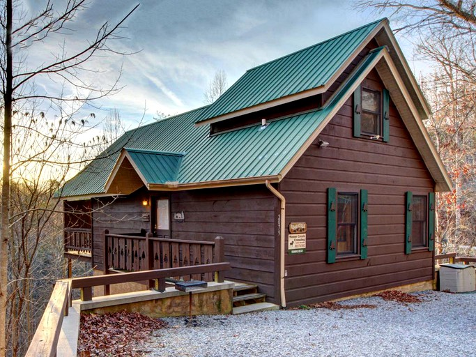 Rustic Spacious Cabin By Great Smoky Mountains National Park Tennessee