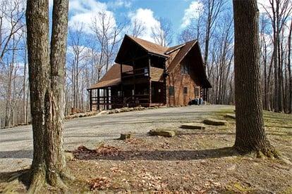 Romantic Cabins for Rent: Hocking Hills State Park   Ohio ...