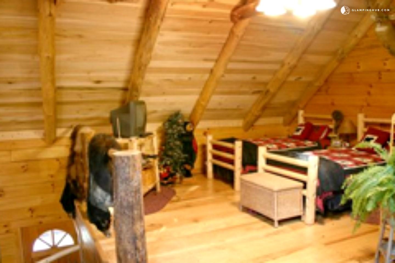 Luxury Cabin In Hocking Hills Ohio