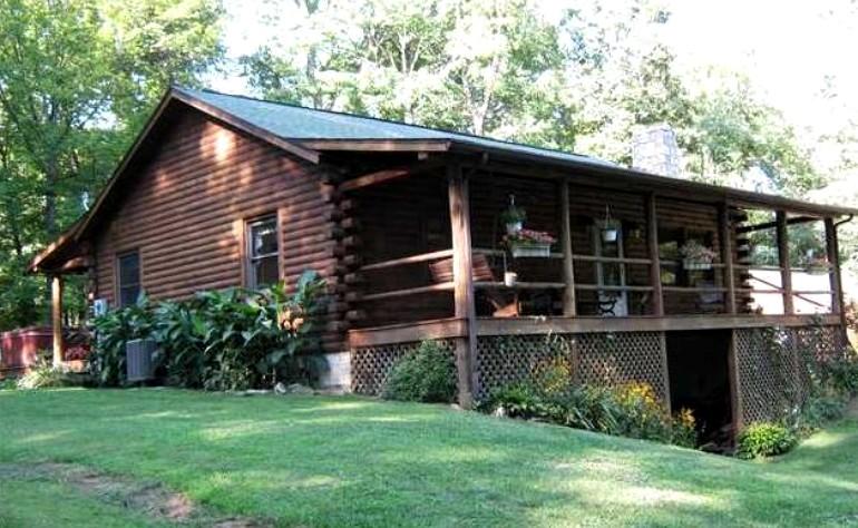 Cabin Rental Near Dayton